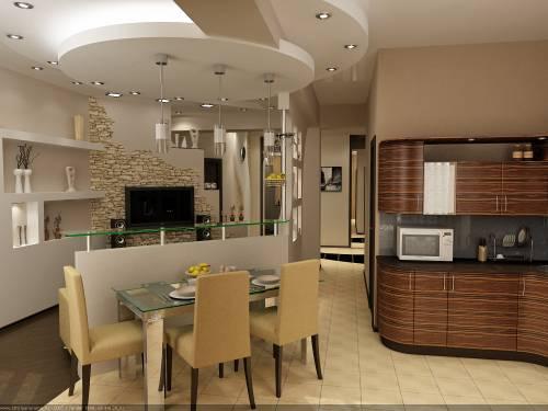 Струнин к а дизайн интерьеров кухня
